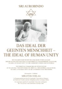 Das Ideal der Geeinten Menschheit – The Ideal of Human Unity