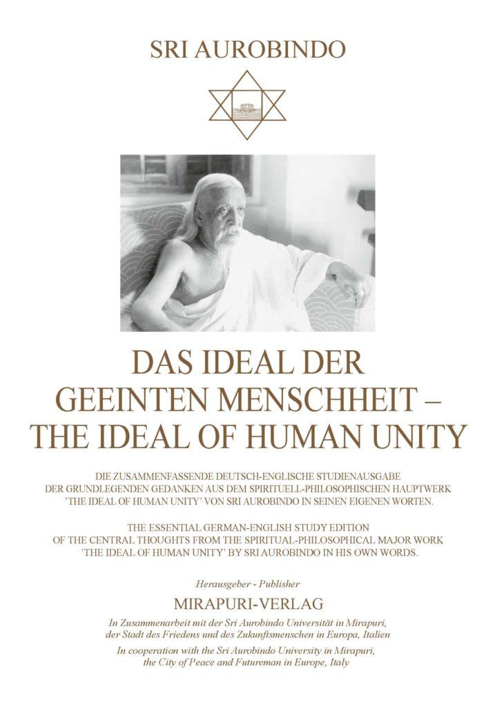 Das Ideal der Geeinten Menschheit – The Ideal of Human Unity