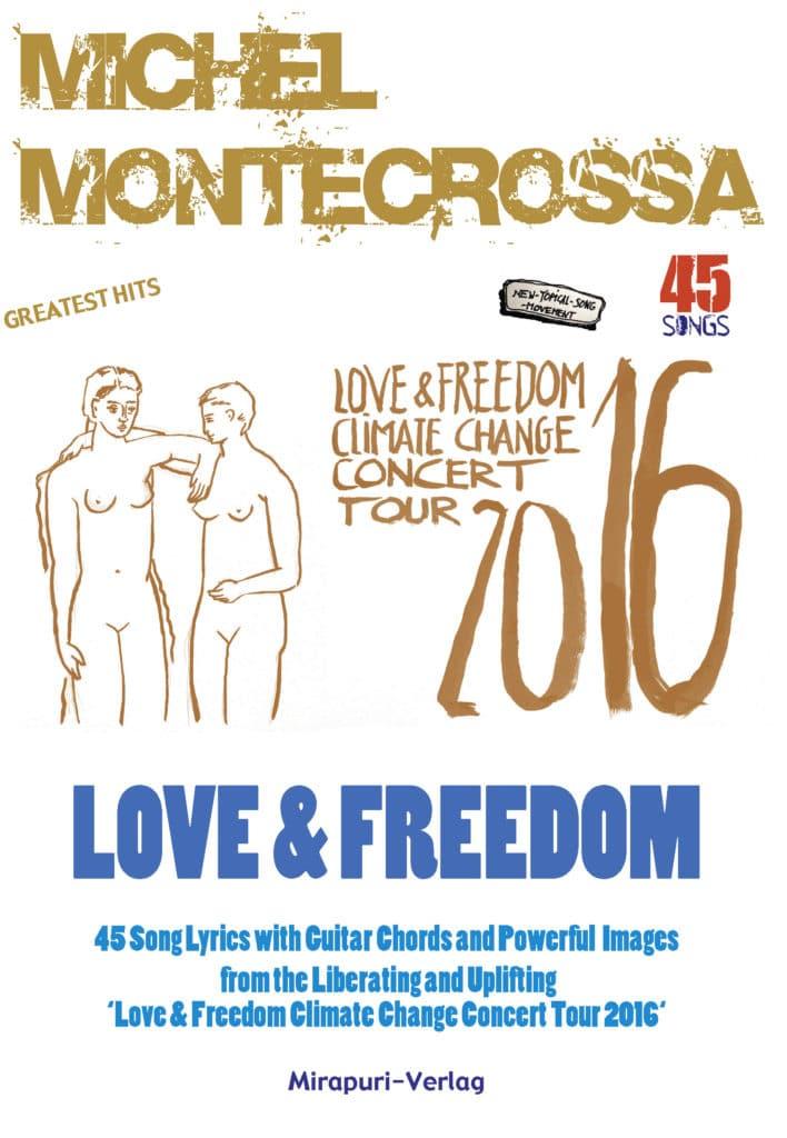 Love & Freedom Songlyrics Book